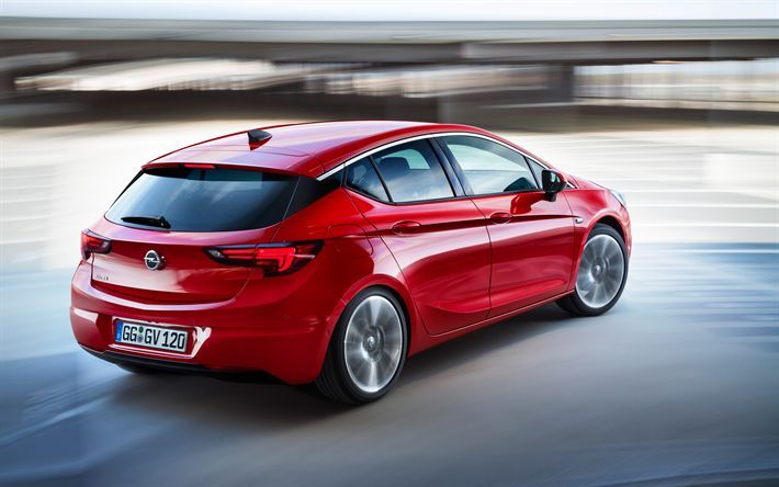 Download Wallpapers Opel Astra K 2017 Red Hatchback German Cars Rear View 4k Opel Download Wallpapers Opel Astra K 2017 Hatchback Opel German Cars