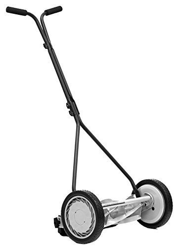 Save on Great States 415-16 16-Inch Reel Mower Standard Full Feature Lawn Mower With T-Style Handle And Heat Treated Blades  List Price: $139.99  Deal Price: $71.18  You Save: $38.81 (35%)  Save on Great States 415-16 16-Inch Reel Mower Standard Full Feature Lawn Mower With T-Style Handle And Heat Treated Blades  Expires Oct 27 2017