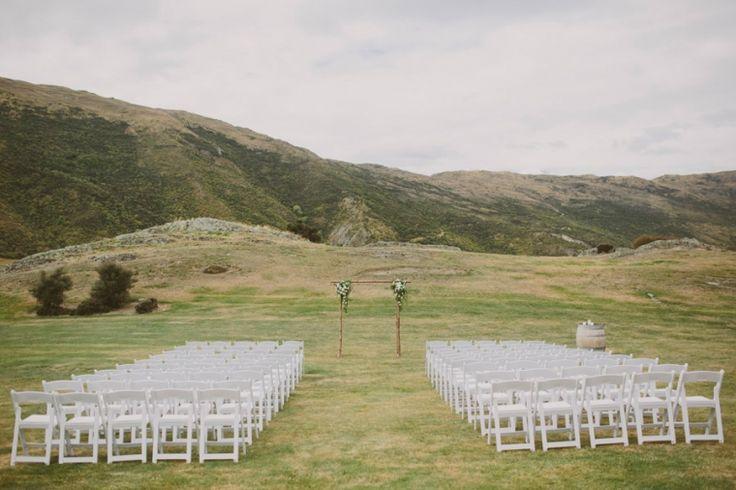Queenstown Perigrine Wedding