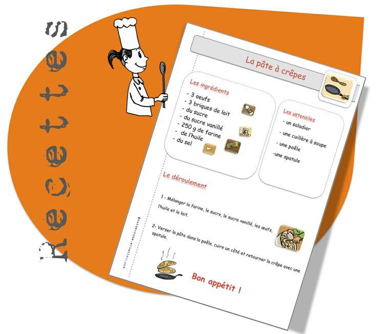 17 best images about atelier cuisine l 39 cole on - Cours de cuisine enfant ...