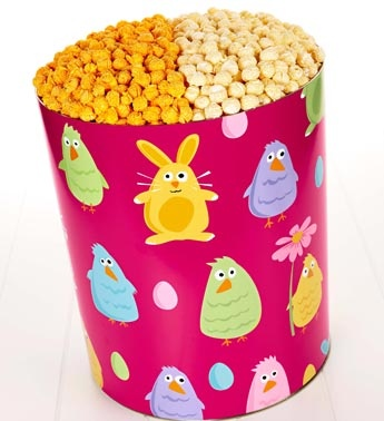 42 best spring easter images on pinterest gourmet popcorn gallon easter friends popcorn pick a fill negle Gallery