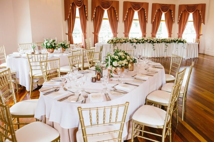 The Regency Room | Natural light and Tiffany chairs | Wild at Heart Photography | Visually Creative Styling | Sydney Wedding Venue | Eschol Park House