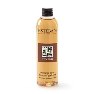 Esteban Paris TECK & TONKA Scented Bouquet Refill 250 ml