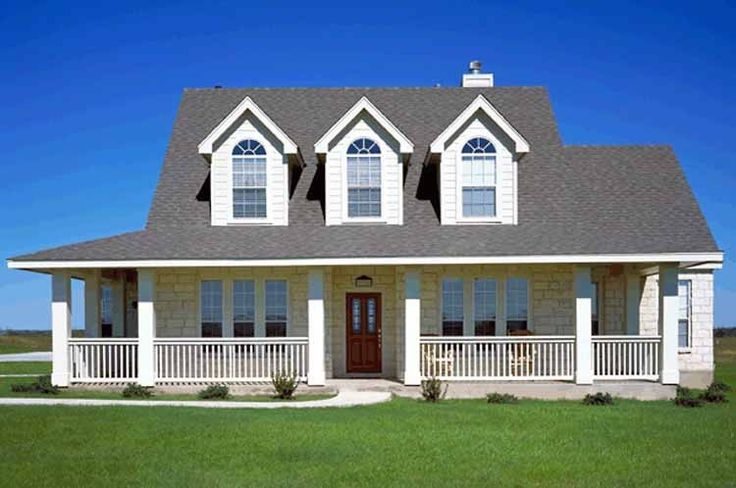 Farmhouse House Plan with 2298 Square Feet and 3 Bedrooms(s) from Dream Home Source | House Plan Code DHSW32645