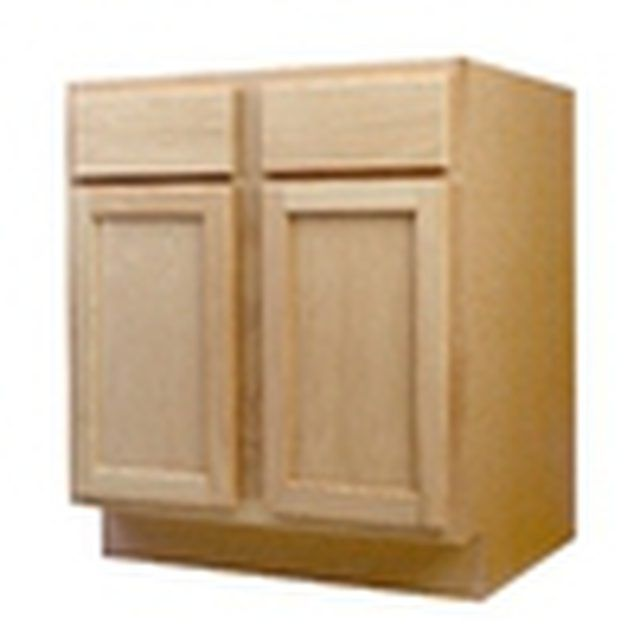 How to Prepare And Paint Vinyl Covered Particle Board Cabinets