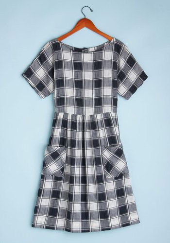 Vintage New Flat Fete Dress, @ModCloth