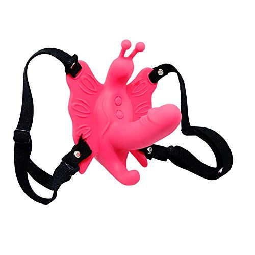 Toysdance Sex Toys For Women 10 Speed Butterfly Harness Strap On Vibrator 022045 >>> Check out the image by visiting the link.