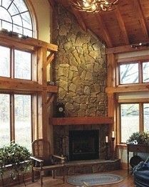 The 25+ Best Corner Fireplaces Ideas On Pinterest | Corner Stone Fireplace, Corner  Fireplace Decorating And Corner Fireplace Mantels