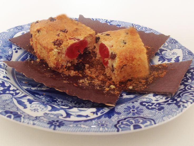 genoa cake recipe featured image