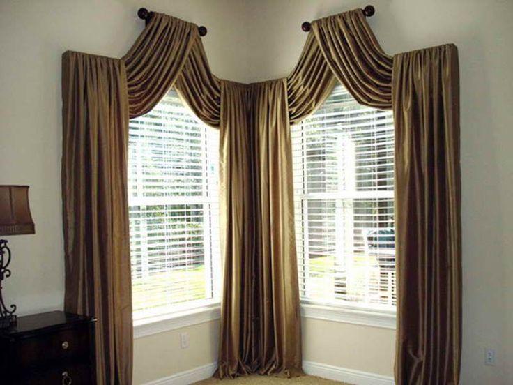 Best 25 picture window treatments ideas on pinterest for Beautiful window treatments