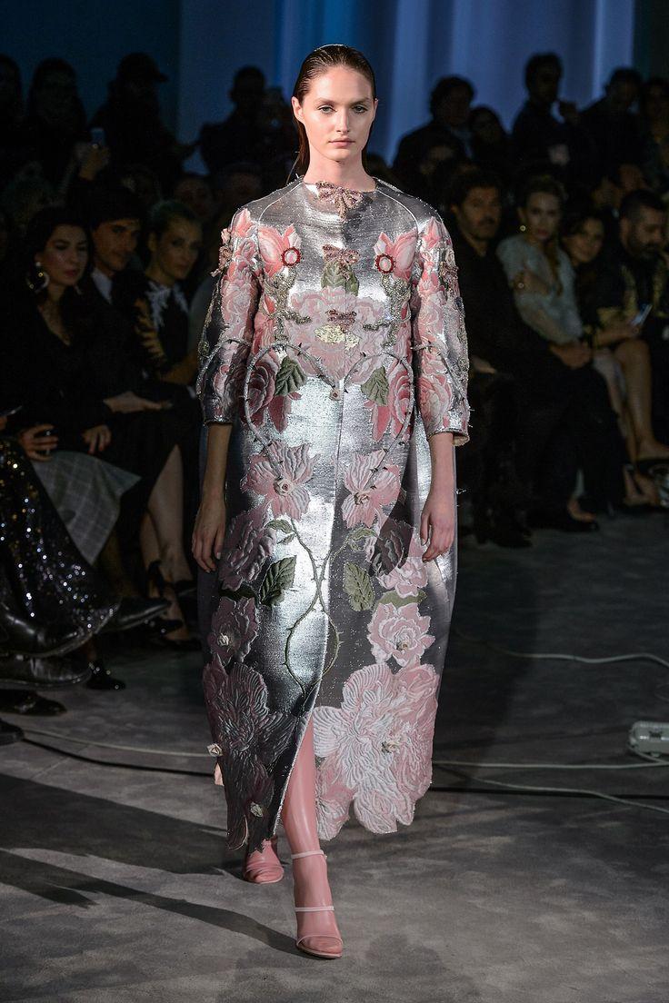 Francesco Scognamiglio Spring 2018 Couture Fashion Show Collection