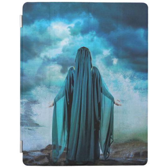 Celtic Goddess Cessair iPad Cover