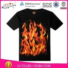 2013 customed print fire led t shrit for handsome men   best buy follow this link http://shopingayo.space