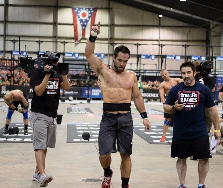 Crossfit Fitness Inspiration Rich Froning Health Fitness Inspiration