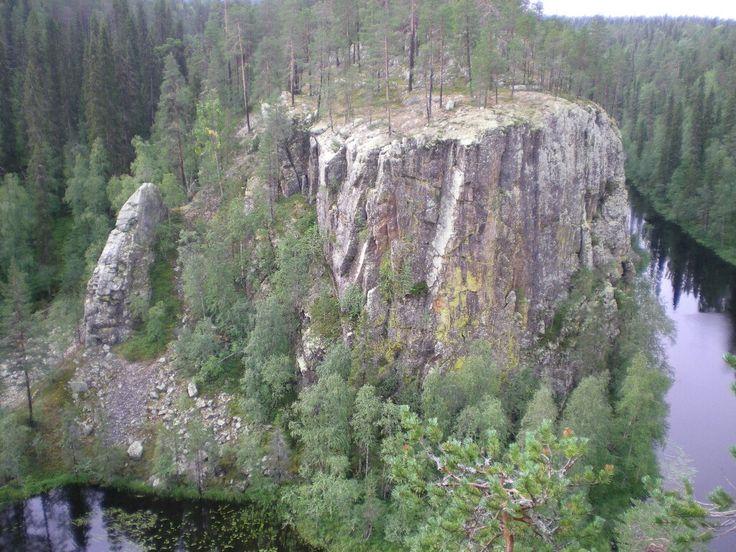 Karhunkierros, Ruka, Finland