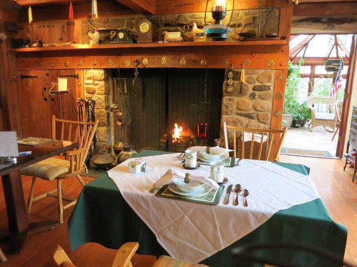 Inn At Bowman's Hill in New Hope PA: A Perfect Bucks County Babymoon