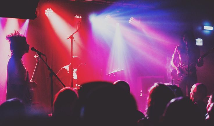 the COATHANGERS at Oslo Hackney in London, England