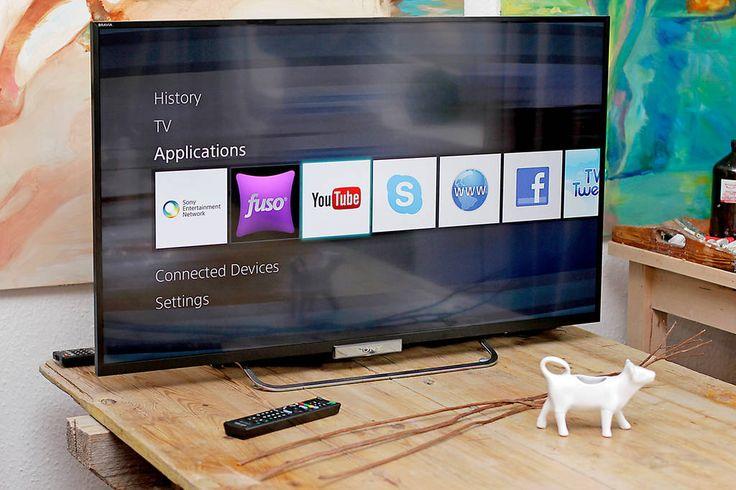 "A SMART TV for SMART PEOPLE. (42"" Internet TV)."