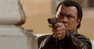 Steven Seagal kills childrens
