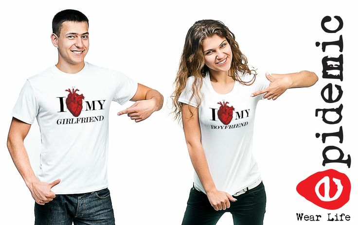 Presenting the perfect T-shirt for couples, even geeky ones! When you´re out with your sweetheart, you want to make an impact. This T-shirt will do that for both of you.  #fashion, #funnyshirts, #epidemicshirts, #summerwear, #coolshirts, #tshirt, #menshirt, #girlshirt, #shirts, #funwear, #coolwear