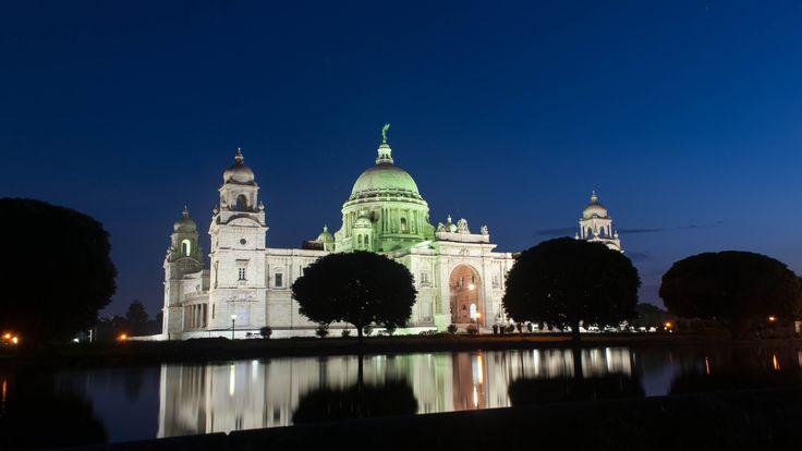 Victoria Memorial at Kolkata, West Bengal. #RevisitHistorywithFujifilm