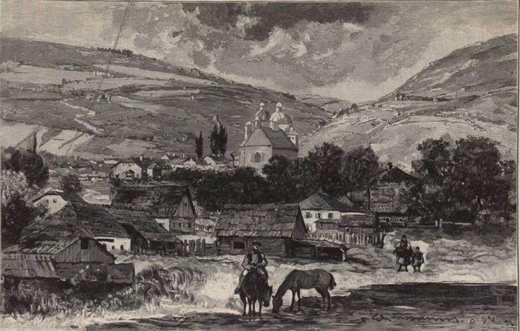 Stațiunea balneară Vatra-Dornei