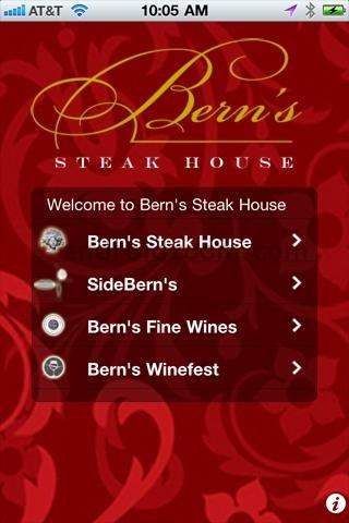Bern's! Best Steakhouse Ever in Tampa, Fl