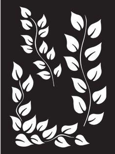 stencils bloemen - Google zoeken