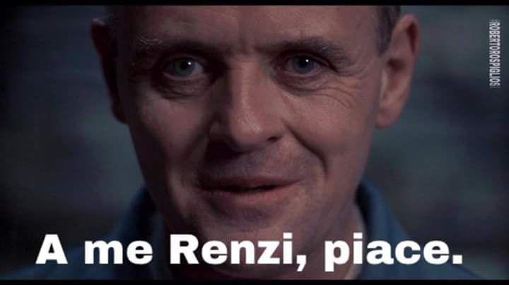 The Supreme: Renzi è buono