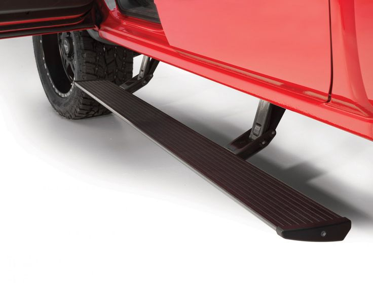 1999-2006 Chevy/GMC Silverado, Sierra Extended Cab, Crew Cab (All Models) - AMP Research PowerStep Running Boards