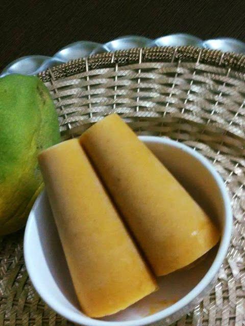 Mercury Information Management Platform: Sugar-Free Mango Kulfi Without Condensed Milk, Cream
