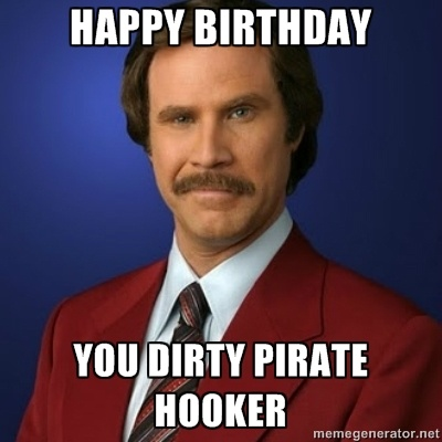 Happy Birthday, Birthdays, Funny Birthday Quotes, Movie, Birthday Meme