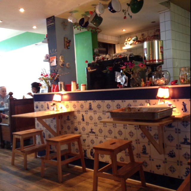 Appeltje Eitje, my favourite brunch place in The Hague