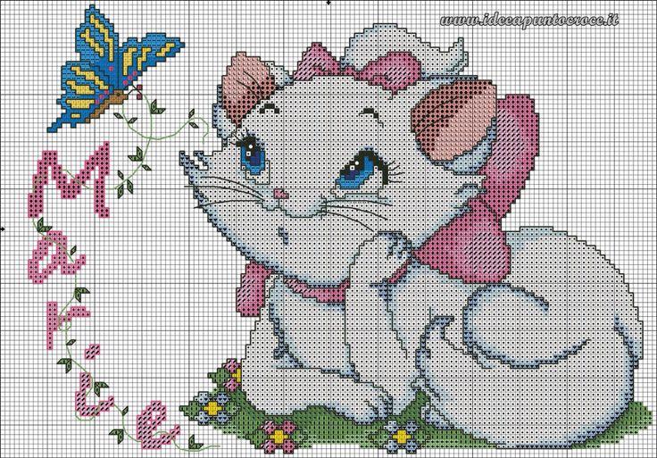 Marie cross stitch 2-3