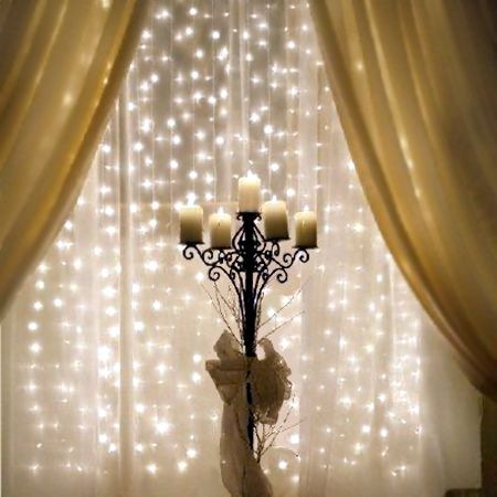 Forget just using fairy lights or string lights at Christmas, if you buy LED fairy or string lights, these are an energy efficient way to add light, decor and atmosphere to any room in the home - without having to pay an exhorbitant electricity bill at the end of the month. http://www.home-dzine.co.za/decor/decor-wow-lights.htm