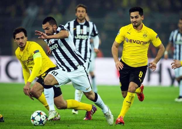 Borussia Dortmund vs Juventus FC - LUSA/BERND THISSEN
