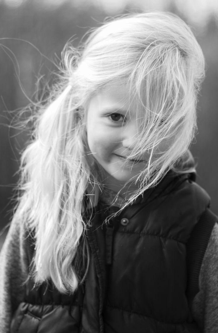 Child, Black & White