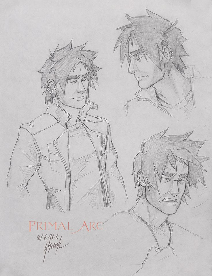 Mike Schmidt sketches, pencil. #fnaf #fivenightsatfreddys