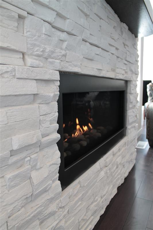 White Fireplace Ideas