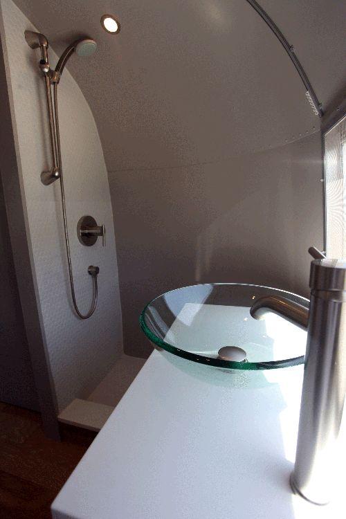 25 Best Ideas About Airstream Bathroom On Pinterest