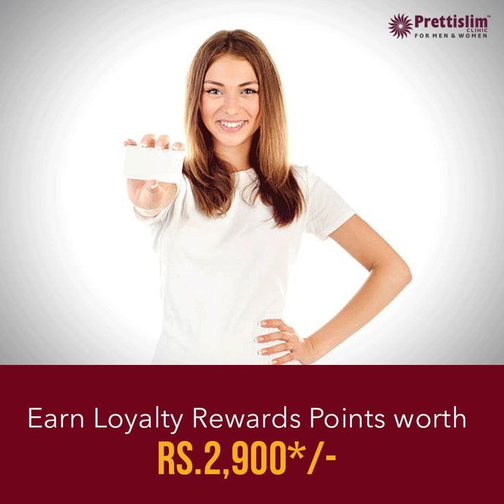 Our Loyalty Rewards Membership Program helps you save more with each new purchase at #Prettislim™ clinic & these simple tricks!  Know More about our Fit For Life programme:  http://bit.ly/2nTPPSD Get in touch with the OFFICIAL FITNESS EXPERT of #MissIndia2017 : 8080812201 | http://bit.ly/2o1SGXO