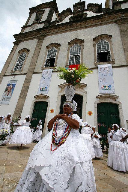 Lavagem do Bonfim 2010 Bahia, Salvador - Brazil