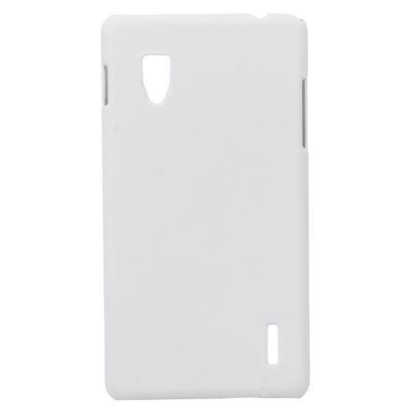 Hard Shell (Hvit) LG Optimus G E973/E975 Deksel