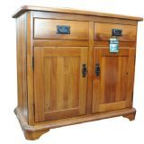 RUTHERFORD BUFFET 2DOOR 2DRAWER  Rutherford Buffet  2 Door  Recycled Rimu 860H x 960W x 475H  Made in NZ  By: Woodpeckers Recycled Furniture. Available at Van Dyks Cambridge, Putaruru and Rotorua  http://www.vandyks.co.nz/afawcs0159323/CATID=1193/ID=62493/SID=112452672/RUTHERFORD-BUFFET-2DOOR-2DRAWER.html