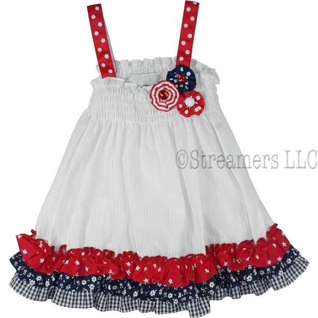 38 Best 4th Of July Images On Pinterest 4th Of July Dresses