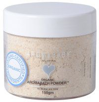 this is so effective for nappy rash / skin irritations and so easy to use .. just sprinkle some in to your baby's bath!