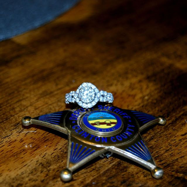 police wedding rings best 25 ring ideas on thin blue 6708