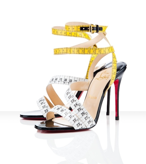 Christian Louboutin POLICE 100MM