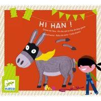 Djeco - Ezeltje prik Hi! Han!, geweldig speelgoed uit de oude doos (retro). Kinderen en ouders genieten van dit leuke spelletje! http://www.geschiktspeelgoed.nl/product/djeco-ezeltje-prik-hi-han/