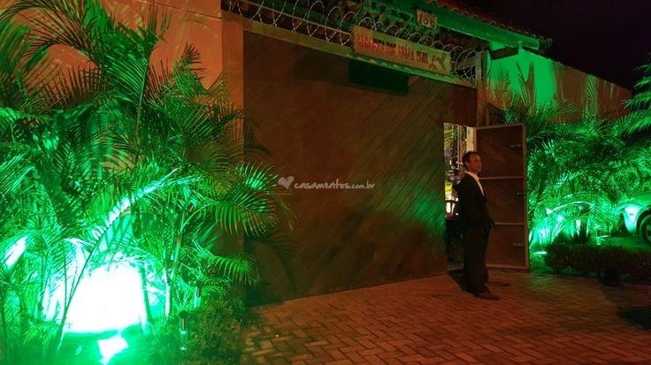 Entrada do espaço portaria de Recanto do Beija Flor Eventos   Foto 2